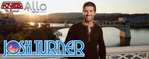 Josh Turner in Concert @ Five Rocks Amphitheater | Gering | Nebraska | United States