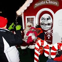 Santa's Village in Downtown Gering