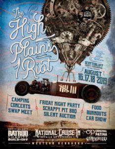 High Plains Rat Rod Show